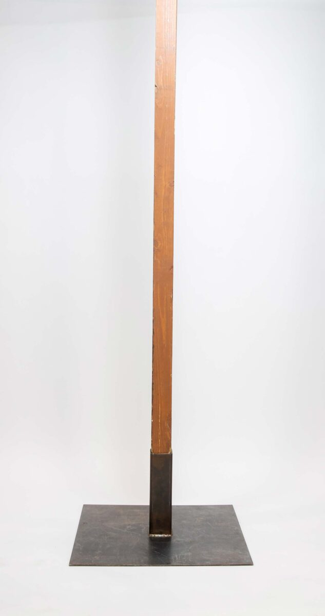 Wooden Upright